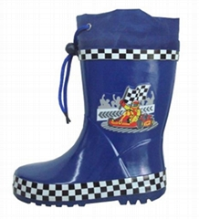 new style for kids fashion rain boots