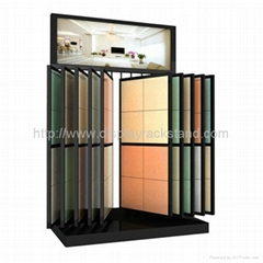 Wing Tile Display Rack for Marble, Granite, Ceramic