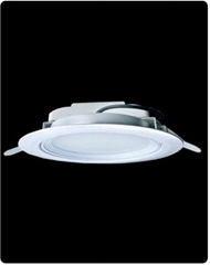 4Inch 6w 8w Led downlight extended light effect