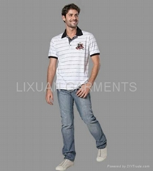 Men Polo Shirt LX-MT3005