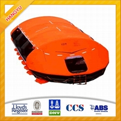 Solas 100 Persons Self-Righting Infalatable Life Raft with all Accessories