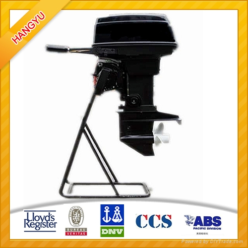 Hot Sale Marine Diesel Outboard Engine/40HP 4Stroke Outboard Motors 1