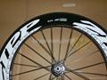 ZIPP 808 Carbon Wheels,700C Carbon Fiber Road Bike Clincher/Tubular Wheelset 4