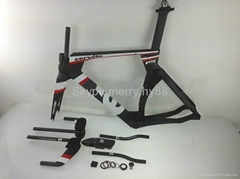 Specialized TT Frame TT Bike Carbon Frame TT Bicycle Carbon Frame