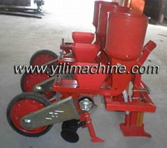 Corn Fine Seeding With Fertilizing Machine