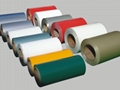 PVDF  coated aluminium coil sheet