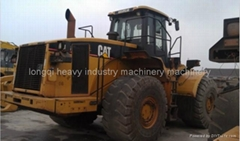 sell used caterpillar wheel loader 966g