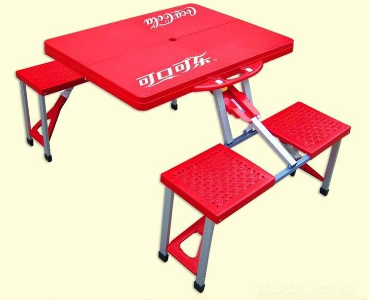 Cheap Plastic Folding Table And Chair SH1 2 Shows China Manufacturer