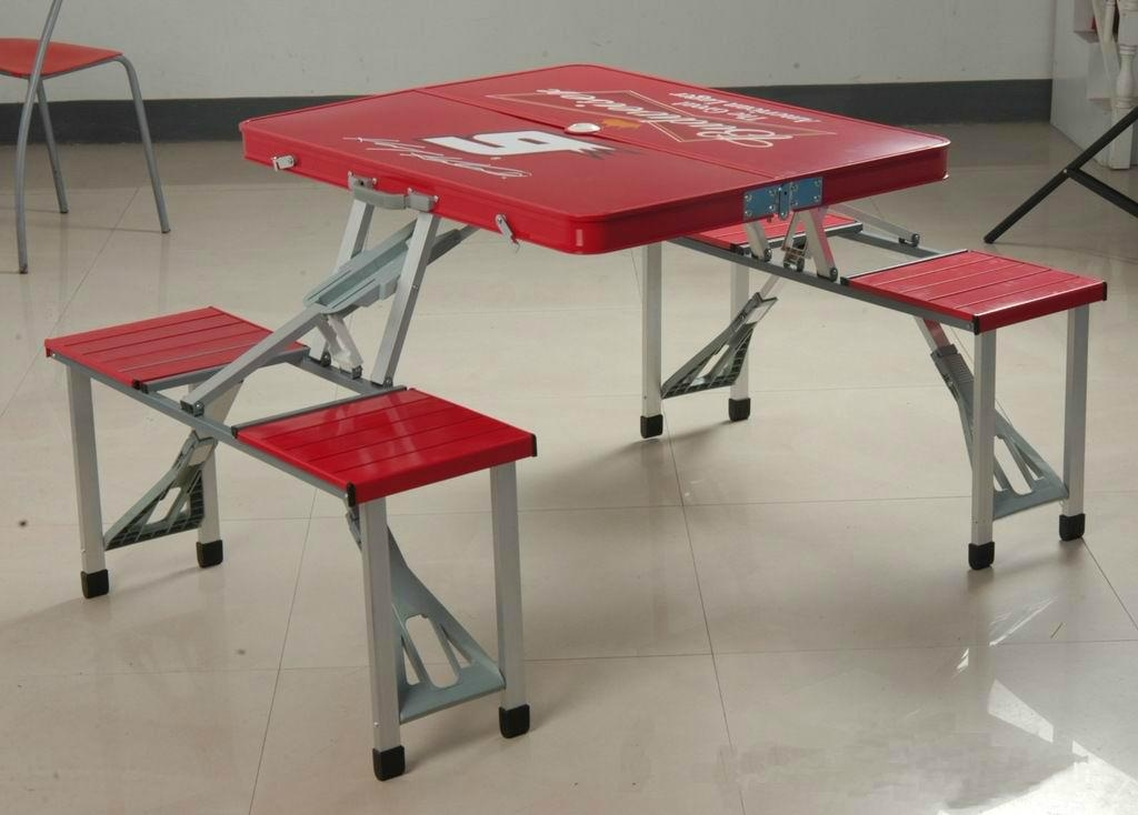 ... folding camping barbecue table (BBQ TABLE) - SH5-1 - Shows
