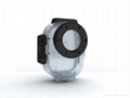 MIni sport camera Action Camera+FULL HD 1080P+ Waterproof  case+Wide view angle 3