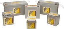 密封铅酸免维护蓄电池胶体 (6&12V7.5–230AH)