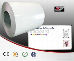 Whiteboard Surface Steel Coil for Making Whiteboard