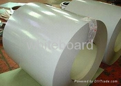 Surface Material Coil for Magnetic Whiteboard