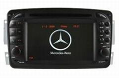 Benz Viano/Vaneo/Vito/G-w463 dvd navigation