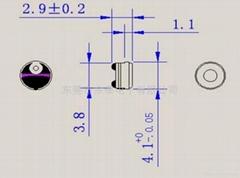供应0406-16Ω余泰扬声器