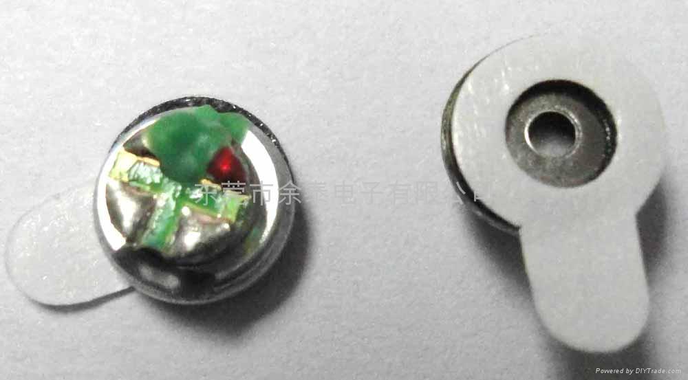 0706-16Ω入耳式小喇叭 1