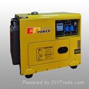 Diesel Welding Generator CDG6500EW