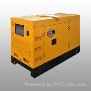 30kw silent diesel generator set