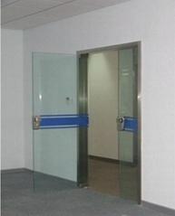 办公室贴膜玻璃隔断