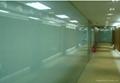 办公室贴膜玻璃隔断 4