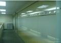 办公室贴膜玻璃隔断 5