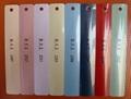coated aluminum slats for venetian blinds 1