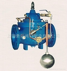100D型定水位阀