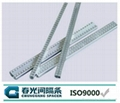 double glass aluminum spacer