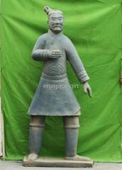 terracotta-warriors standing archer realsize