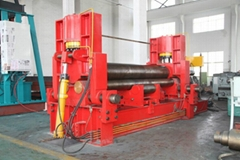 three-roller upper roller univesal bending machine