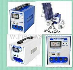emergency generator  solar home system