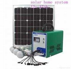 17Ah Solar Home System
