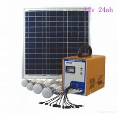 24Ah Solar Home System