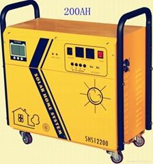 200Ah Solar generator
