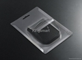 Vacuum forming plastic clamshell packaging for electronics 4