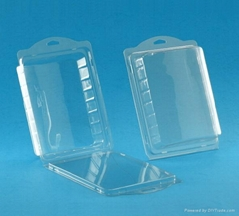 Plastic vacuum forming clamshell packaging blister packaging OEM design
