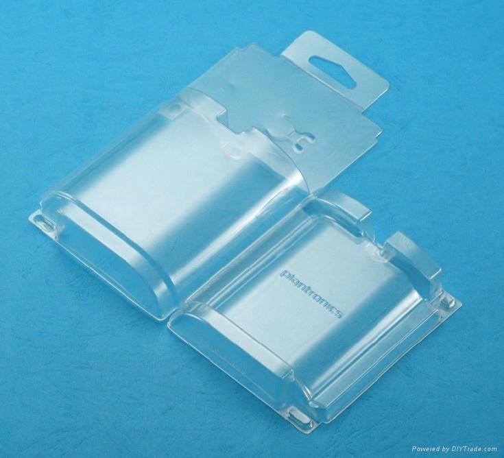 Plastic vacuum forming clamshell packaging blister packaging OEM design 5