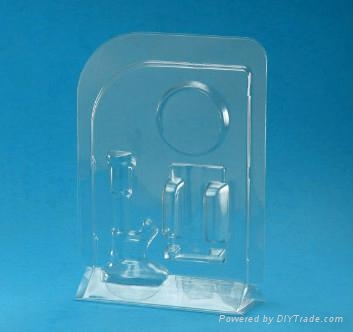 Plastic thermoformed blister packaging for consumer goods 4