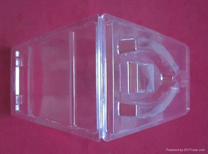 Plastic vacuum forming clamshell packaging blister packaging OEM design 4
