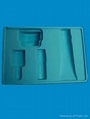 Plastic vacuum forming flocking blister packing OEM design 5