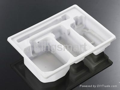 Vacuum forming Clamshell blister packing  2