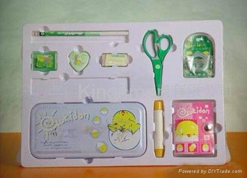 Vacuum-formed trays for Children's products 3