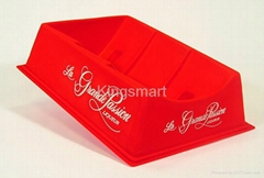 Plastic vacuum forming blister packaging
