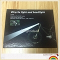 1200lm CREE XM-L T6 bicycle front light bike lamp