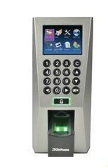 Fingerprint reader for A
