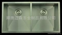 304不鏽鋼手工槽