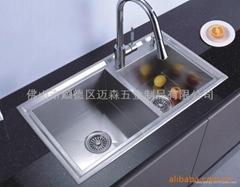 不鏽鋼手工水槽
