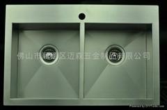 304不鏽鋼手工盆