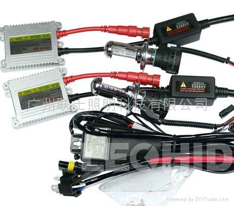 汽車HID氙氣燈H4伸縮燈薄款 1