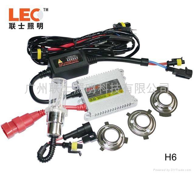 H6摩托車氙氣燈 1